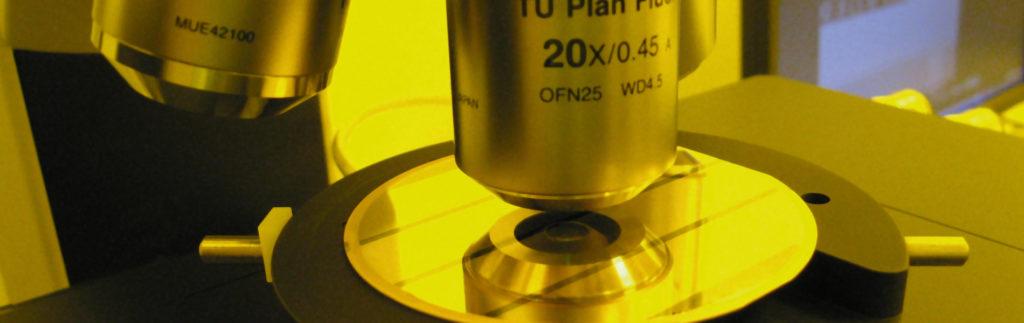 Prozessüberwachung für Diodenherstellung