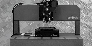 Optisches 3D-Messgerät WAFERinspect