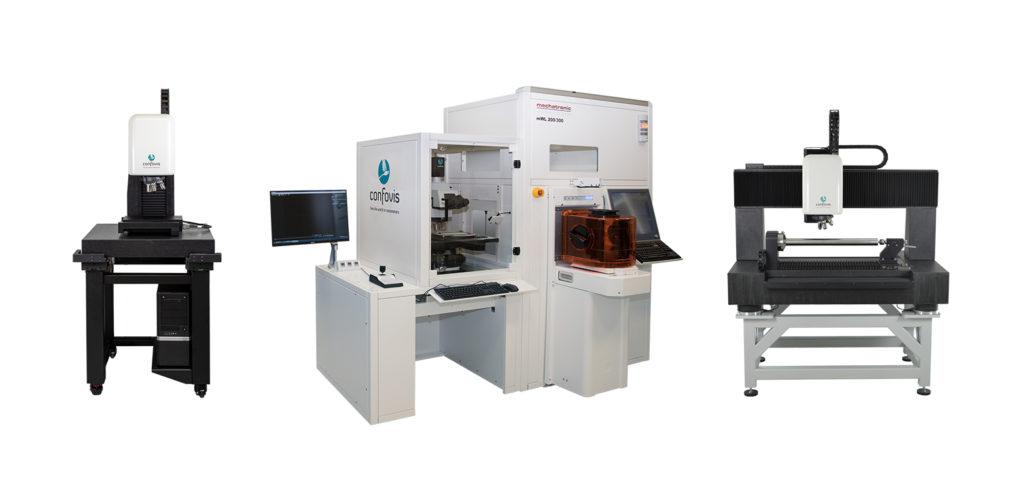 Oberflächenmessgeräte für verschiedenste Messaufgaben
