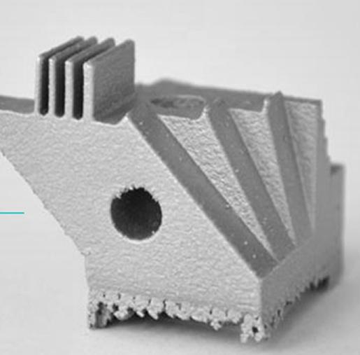 Qualitätsprüfung additiv gefertigter Bauteile