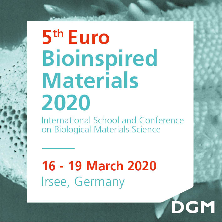 5th Bioinspired Materials Conference