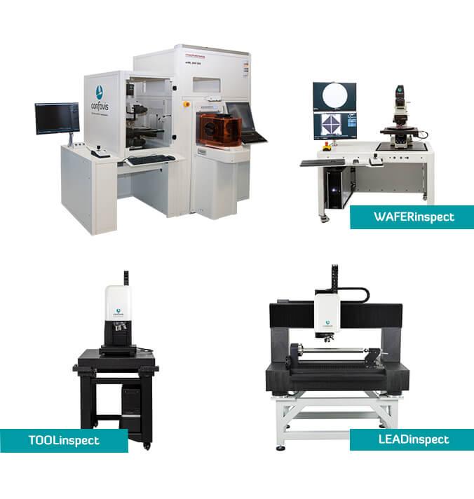 Konfokal Mikroskope von Confovis