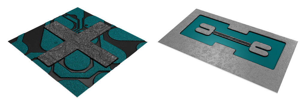 Inspection of MEMS with Confovis