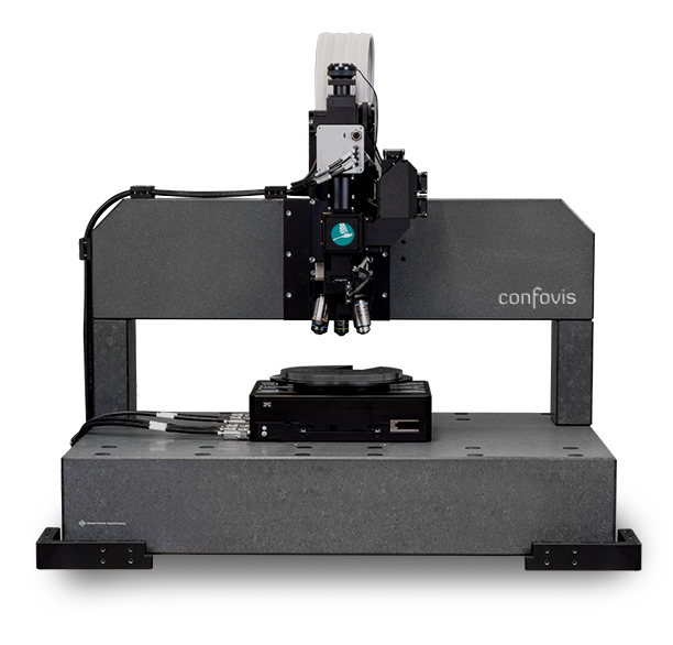Confovis WAFERinspect metrology tool