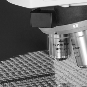 Confovis solution for wafer inspection