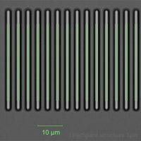 2D measurement wafer